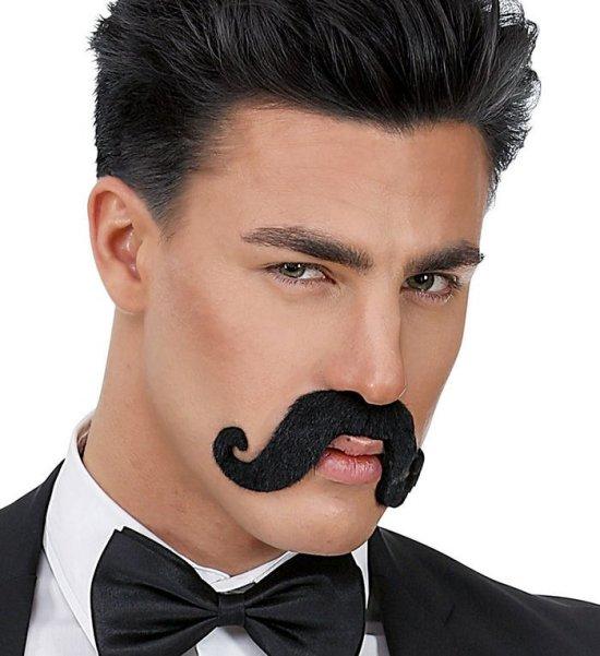 Stor moustache Tilbeh?r
