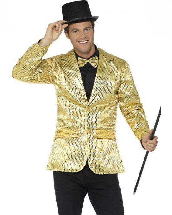 Showtime-jakke, gull Tilbeh?r