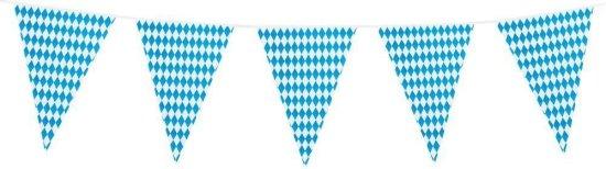 Gigantisk flaggbanner til oktoberfest, 8 m Festartikler