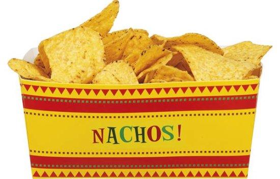 Fiesta Nachos-beger Festartikler