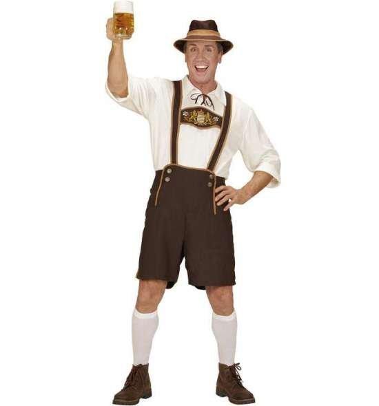 Klassisk tyrolermann Kostymer
