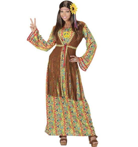 Deilig Hippie Woman Kostymer