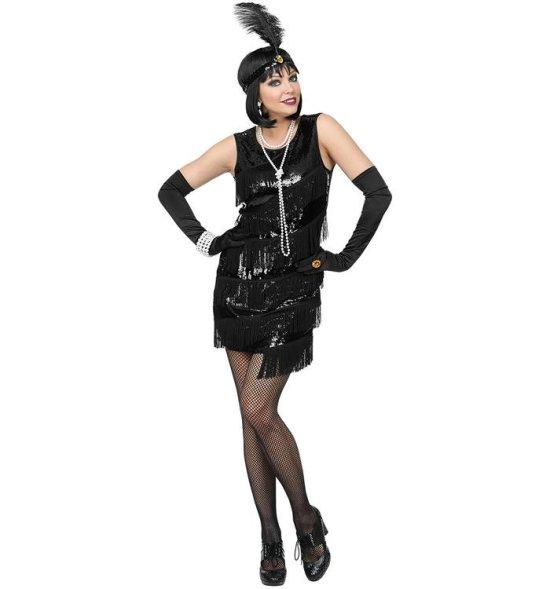 b2dd93e8 Kjøp Palliet 20'er kjole, sort for kun 379 kr. - Lynrask levering ...