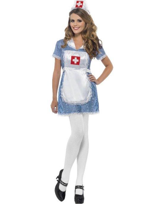 Sykepleier Kostymer