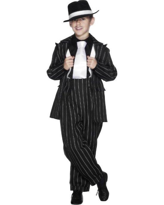 Liten mafiaboss Kostymer