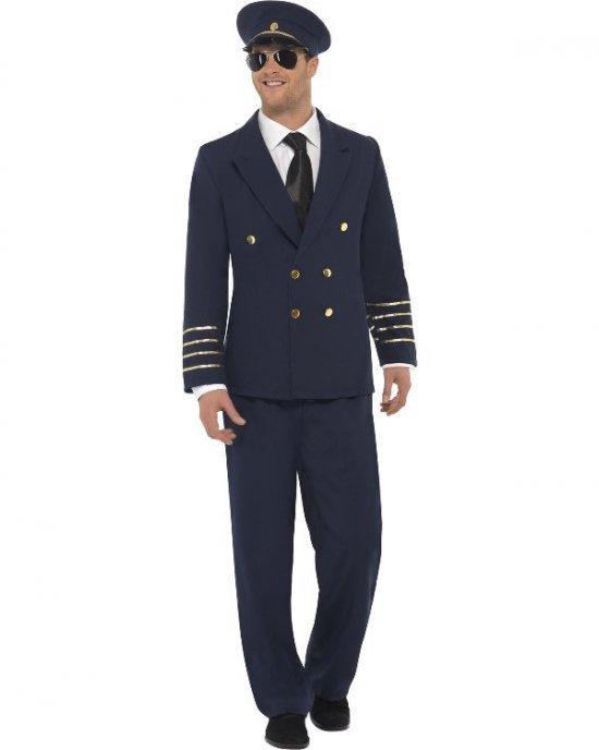 Klassisk pilot Kostymer
