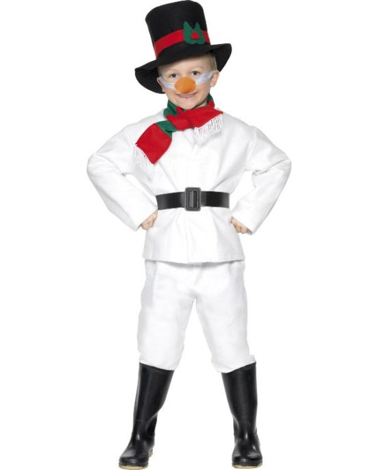Liten Sn?mann Kostymer