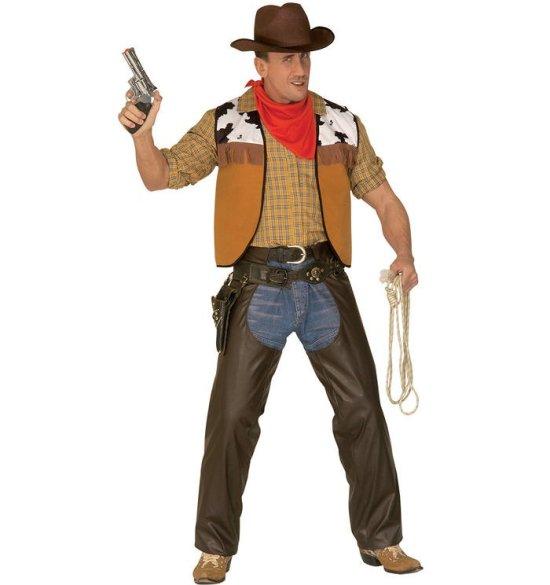 Cowboy Chaps kostyme