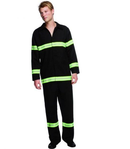 Brannmann Kostymer