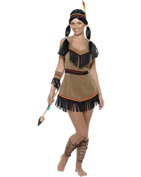 Sjarmerende indianer kostyme