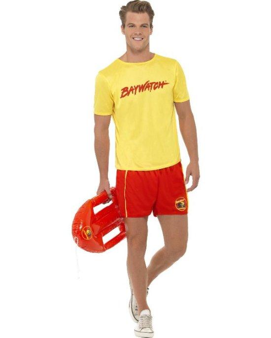 Baywatch boy kostyme