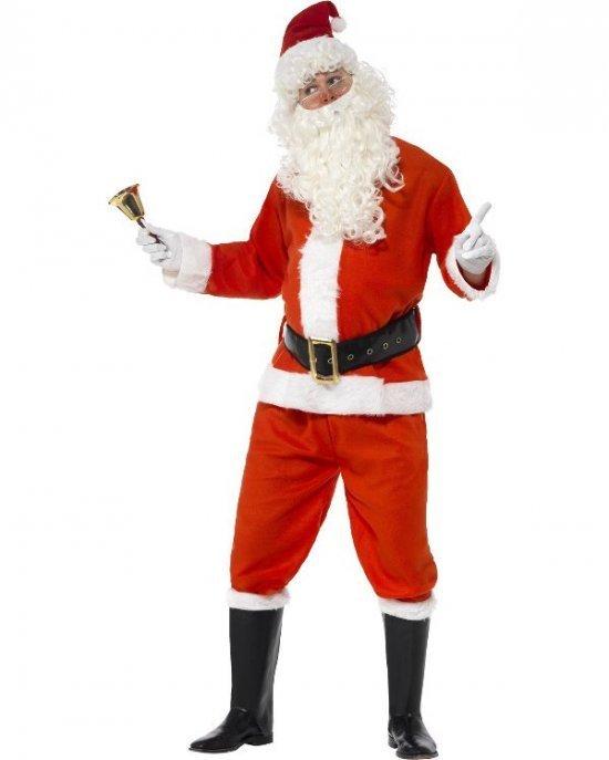 Julenisse, Deluxe Kostymer
