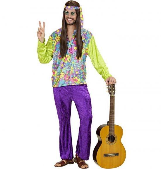 60-talls Hippie Mann kostyme