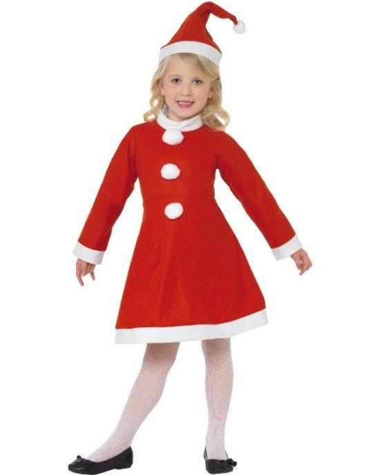 S?t julenisse for barn Kostymer