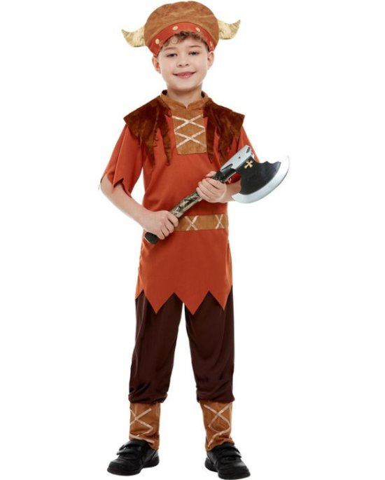 Liten viking kostyme