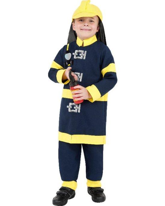 Liten brannmann kostyme
