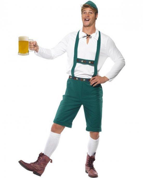 Tyrolermann Kostymer