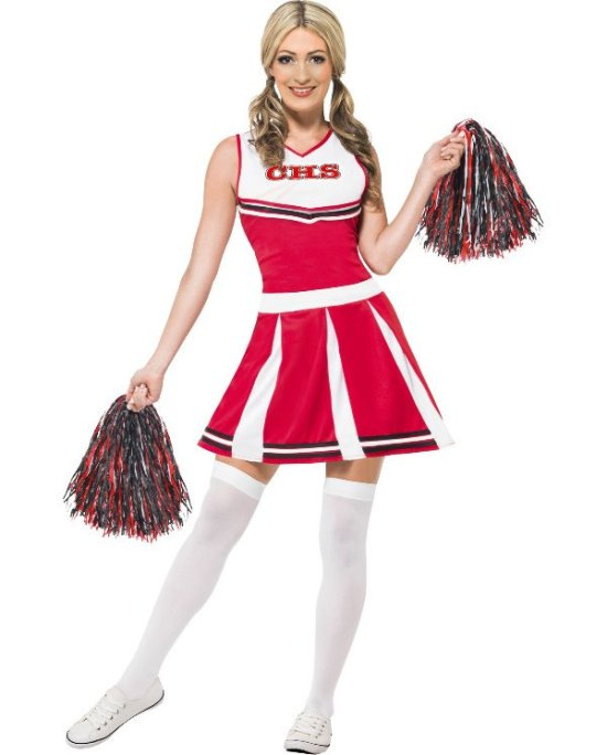 S?t cheerleader Kostymer
