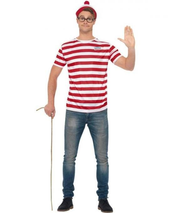 Finn Willy-sett Kostymer