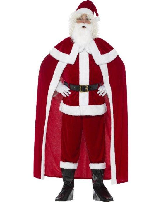 Julenissen, deluxe Kostymer