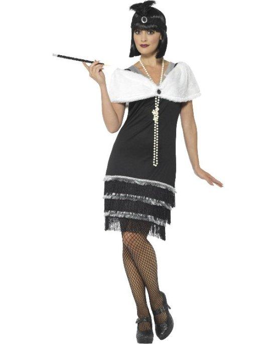 Klassisk flapper Kostymer