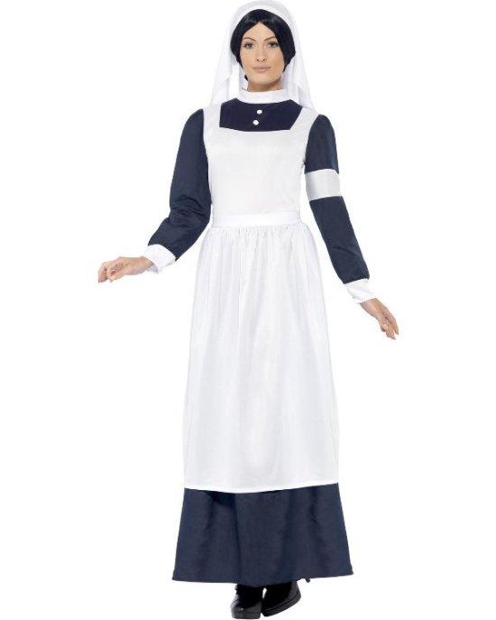 WW2 Sykepleier kostyme