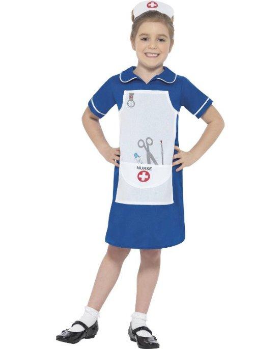 Liten sykepleier kostyme