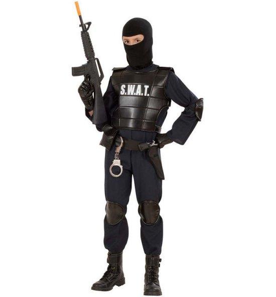 Liten SWAT-offiser Kostymer