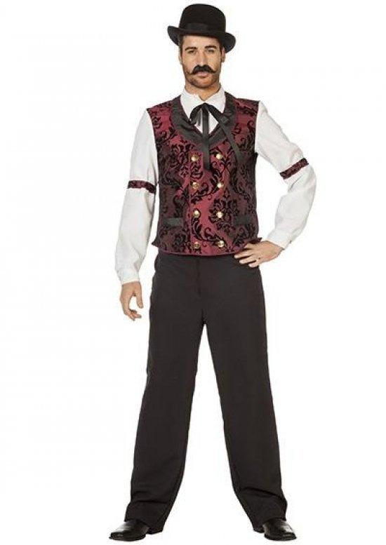 Mr. Gambler kostyme