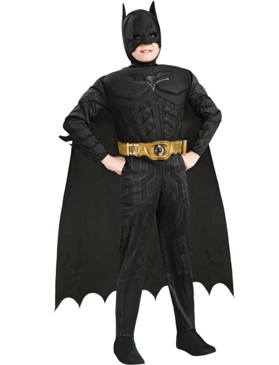 Batman for barn kostyme