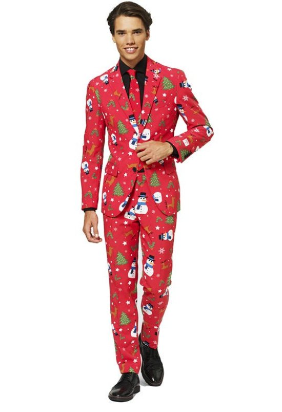Oppo Suits: Christmaster Kostymer