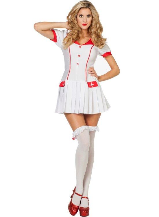 Forf?rende sykepleier Kostymer
