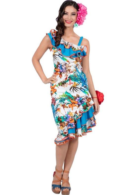 Kjøp Hawaii Kjole for kun 439 kr. Lynrask levering