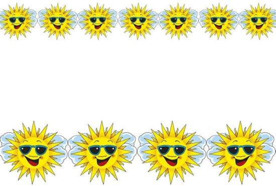 Sol-girlander Festartikler