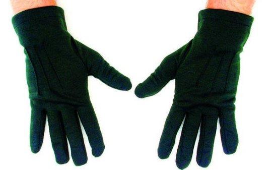 Korte og sorte hansker, herre Tilbeh?r