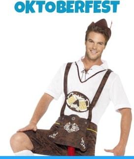 OKtoberfest kostymer fra Kostymer.no